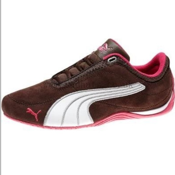 online retailer d88f2 04abf Puma Brown Fashion Sneakers